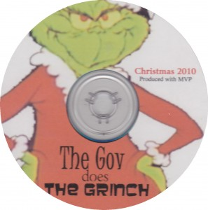 The Grinch by The Gov, Bruce Chadima